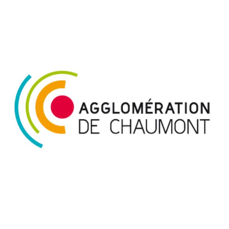 Logo Communauté d'Agglomération de Chaumont