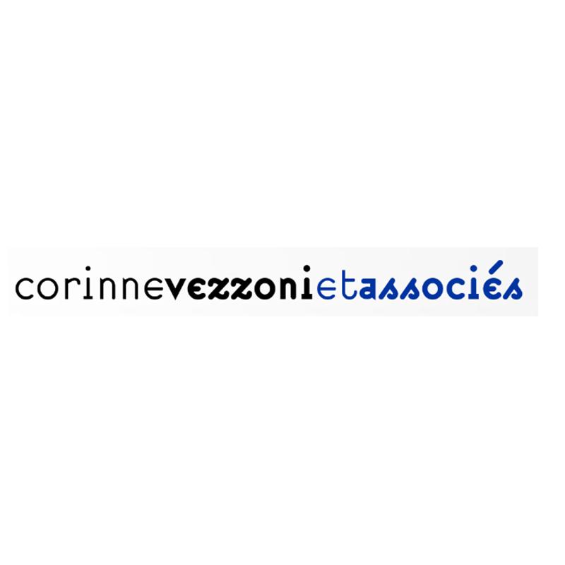 Logo Corinne Vezzoni et associés