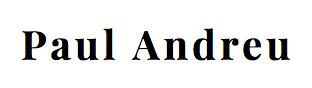 Logo Paul Andreu
